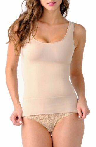 Bandit Neck Canotta Scoop M Mother Belly Sz compressione Nwt a Nude Tucker wg65ZSx