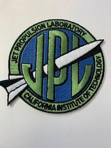RARE-JET-PROPULSION-LAB-JPL-NASA-PATCH-AUTHENTIC