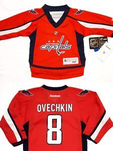 6974191ea21 Image is loading Reebok-Alex-Ovechkin-8-Capitals-NHL-Hockey-Jersey