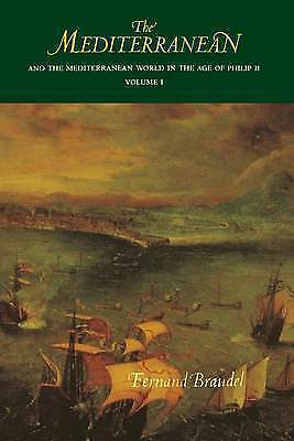 1 of 1 - Very Good, The Mediterranean and the Mediterranean World in the Age of Philip II