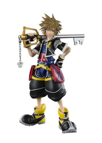 Bandai Tamashii Nations S.H.Figuarts Sora Kingdom Hearts II Figure