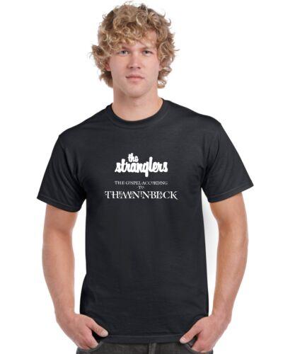 L/'Évangile selon les MEN IN BLACK THE STRANGLERS T Shirt
