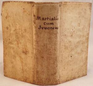 MARCO-VALERIO-MARZIALE-M-VAL-MARTIALIS-EPIGRAMMATA-1745-JOSEPH-DE-JOUVANCY