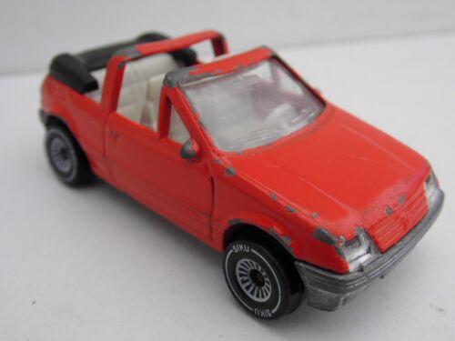 Peugeot 205 CT1-1071 SIKU 15
