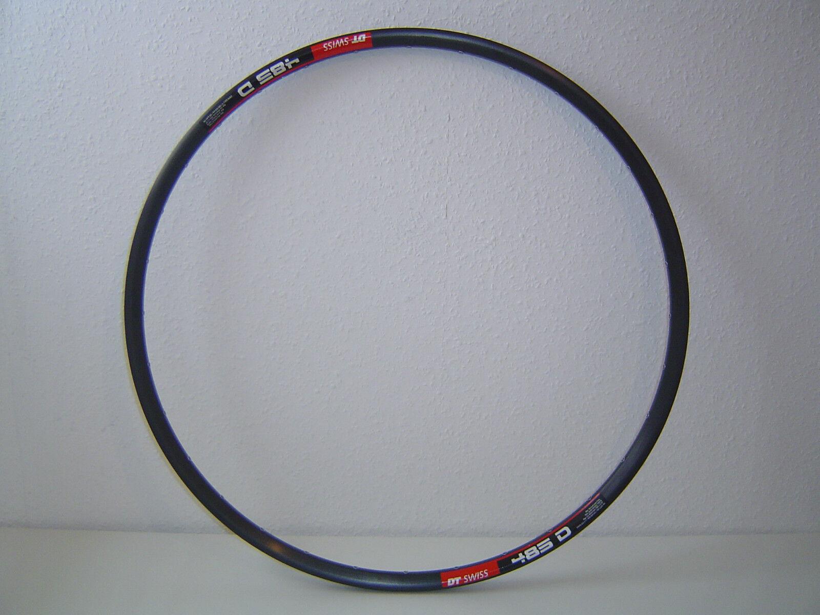 Stabile DT Swiss 485-D Disc 29   28 Zoll Felge 32 Loch black Neu