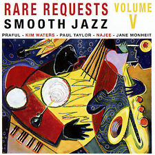 FREE US SHIP. on ANY 2 CDs! NEW CD VARIOUS ARTISTS: Rare Request: Smooth Jazz 5