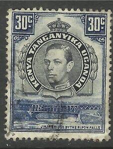 Kenya Uganda Tanganyika 1938  42 30ct used stamp  A59 - Derbyshire, United Kingdom - Kenya Uganda Tanganyika 1938  42 30ct used stamp  A59 - Derbyshire, United Kingdom