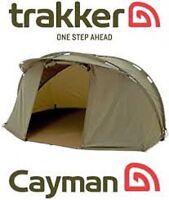 Trakker Cayman 1 Man Bivvy & Extended Overwrap