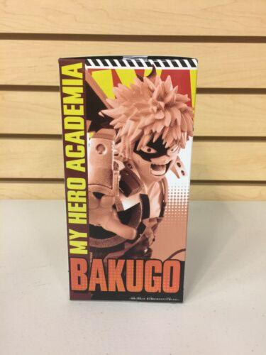 World Colosseum Vol Bakugo Katsuki Figure Banpresto My Hero Academia 7