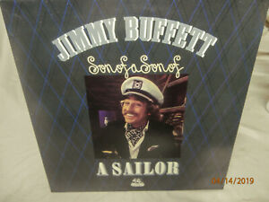 Details about 1978 Jimmy Buffett - Son of a Son of a Sailor LP - ABC  Records AA-1046 Lyric Sl