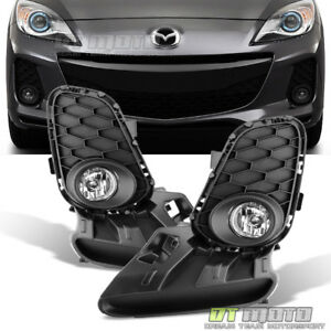 Image Is Loading 2012 2013 Mazda 3 Mazda3 4 5Dr Bumper