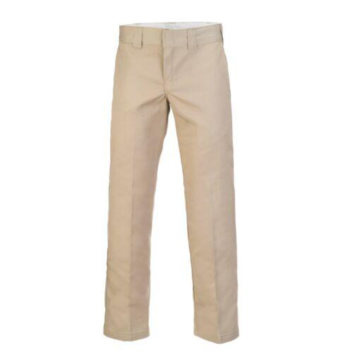 Dickies-ORIGINALE 873 ® Slim Straight WORK PANT feizeit Chino lavoro Pantaloni da uomo