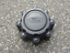 One 1999 to 2004 Ford F250SD Excursion black center cap hubcap 2C34-1A096-FA