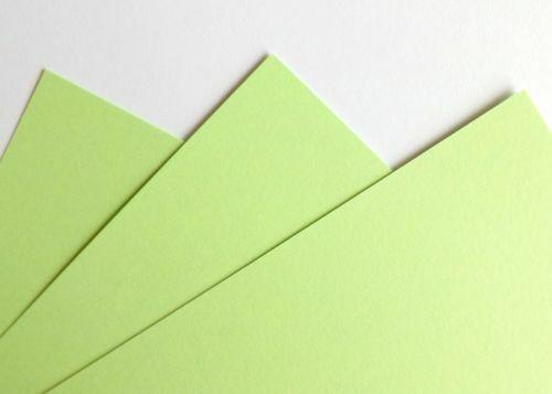 Tarjeta de color Dalton diario A3 160GM paquetes de 50 Hojas Elección De Colores