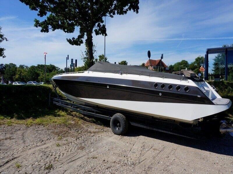 SeaMaster 33 Classic (1999), Motorbåd, årg. 1999