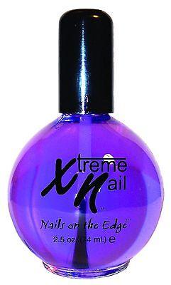 Xtreme Nail French Brightening Top Coat 2.5oz / 74ml acrylic gel polish