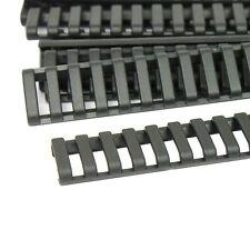 LOWEST 8x Black Ladder Rail Cover Rifle Handguard Airsoft