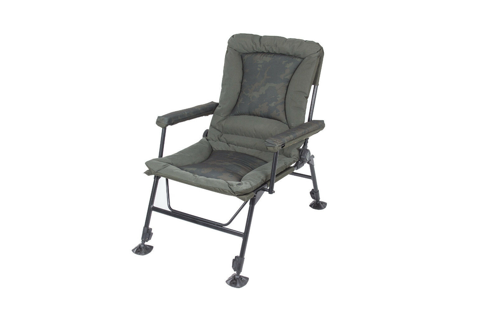 Nash Indulgence Big Daddy Long Legs  Camo T9752 Stuhl Chair Karpfenstuhl  60% off