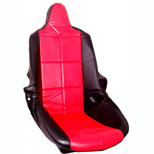 Poly Seat Cover Red Dune Buggy /& Sand Rails Each