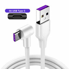 Huawei 4.5V5A SuperCharge Adapter with USB-C Data Cable White