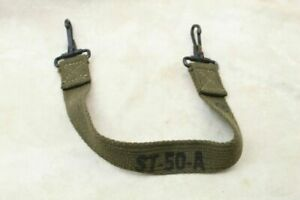 WWII Signal Corps Bc-1000 St50-a Walkie Talkie Carry Strap
