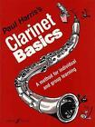 Clarinet Basics von Paul Harris (1998, Taschenbuch)