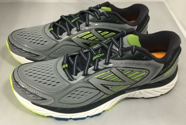 Yellow Men's Running Shoes Size 13 US