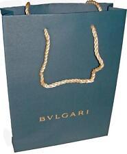 Brand NEW BVLGARI borsa regalo 28 cm x 21 cm x 6.5 cm