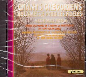 Chants-Gregoriens-Choeur-Des-Moines-Abbaye-Di-Montserrat-CD