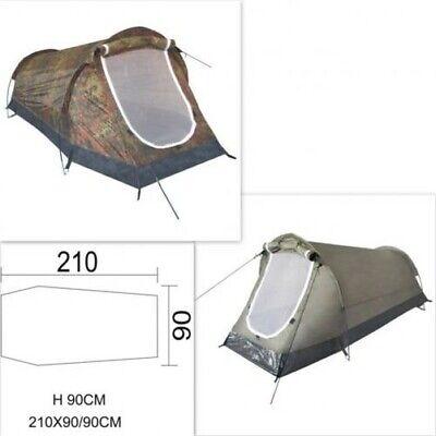 Tente Tunnel Schwarzenberg 210 x 90 X 90 cm Individuelle Filet Anti-moustiques