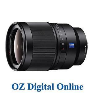 New-Sony-Zeiss-Distagon-T-FE-35mm-F1-4-ZA-SEL35F14Z-E-Mount-Lens-1-Year-Au-Wty
