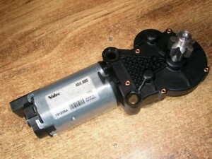 Elektromotor mit Getriebe SWF VALEO NIDEC 404.980 12 VDC