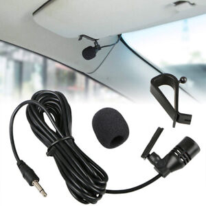 3-5mm-Microphone-External-Mic-For-Car-Stereo-GPS-Bluetooth-Pro-Audio-Equipment