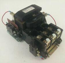 General Electric CR306E0**ABNA Size 3 Starter 90 Amp 600 Vac 120V Coil 50Hp GE