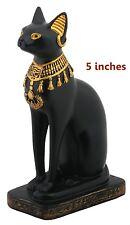 Bastet Statue Cat Egyptian Figurine Meowing Supreme Goddess Pharaoh Cleopatra