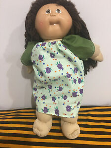 """Doll Clothes Pink Party Ruffled  Dress Fits 16/"""" 18/"""" Cabbage Patch Kids"""