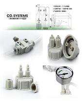Original Complete DIY CO2 system Kit planted marine aquarium check valve US D201