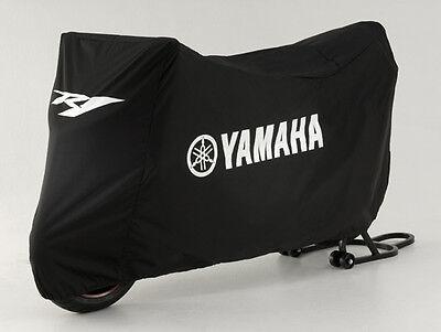 YAMAHA R1 BIKE COVER 98-17 ALL YZF-R1 MODELS BLACK ABA-4C828-00-00
