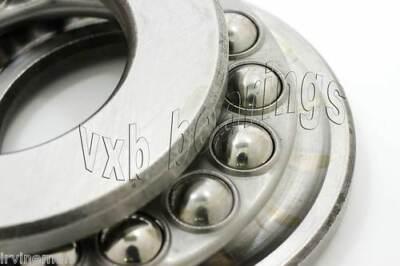 10 PCS 17mm x 35mm x 12mm 17x35x12 mm 51203 Axial Ball Thrust Bearing