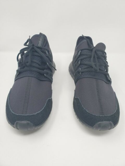 Adidas Tubular Radial Black/Black Size