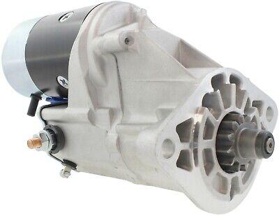 New Starter Fits 12V 12T 2.5KW CW MOTOR YANMAR MARINE 6LP-DTE 6LP-DTY 6LP-STZE