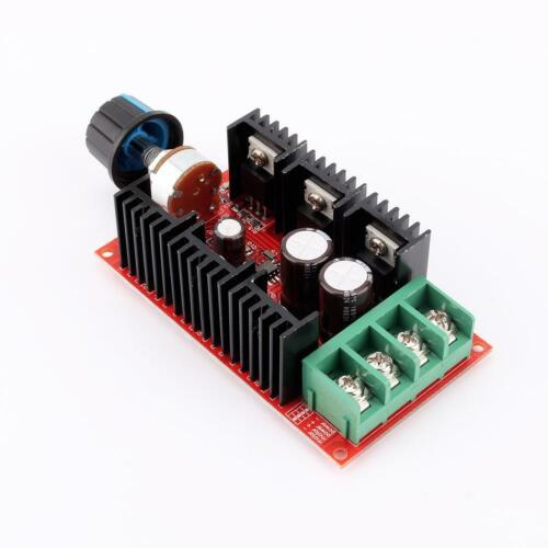 DC10-50V 40A DC Motor Speed Control Reversible PWM Controller Regulator switch