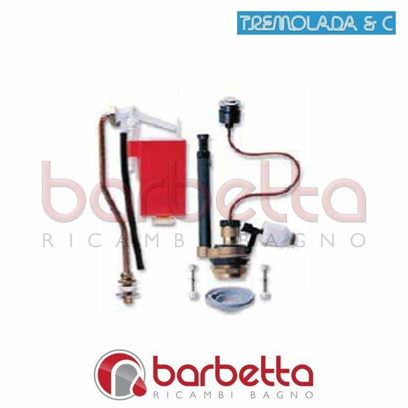 BATTERIA DI SCARICO CON GALLEGGIANTE SPIDY PNEO TREMOLADA 1000.212.74A