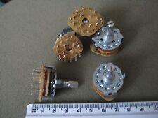 4 Pole / 3 Way  Rotary Switch, X5
