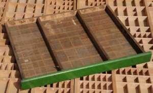 alte-Schublade-Druckereischublade-Holz-vintage-shabby-chic-industrie-style-stil