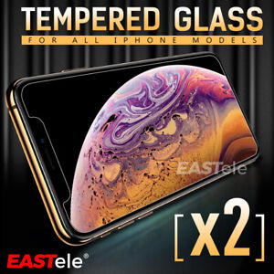 2x-GENUINE-EASTele-Apple-iPhone-8-Plus-7-6s-Plus-Tempered-Glass-Screen-Protector
