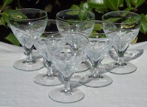 Legras-cristallerie-de-St-Denis-Service-de-6-verres-a-eau-en-cristal-cat-1899