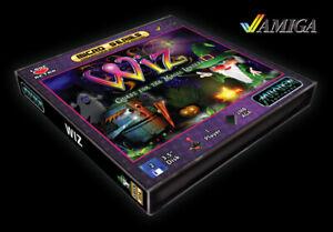 Wiz - Quest for the Magic Lantern - Signature Edition (Amiga 2MB AGA) - USB
