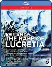 Rape of Lucretia: English National Opera (Daniel)  (UK IMPORT)  Blu-ray NEW