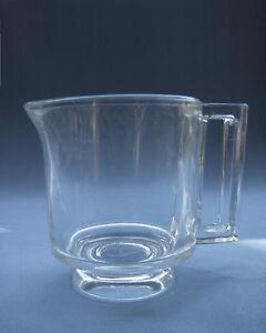 ITALORA-ITALY-Joe-Colombo-60er-Jahre-Glas-Milchkaennchen-Kaffee-Pressglas-034-ARNO-034